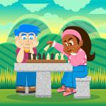 šachy a děti