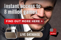 Chessbase – Live Database